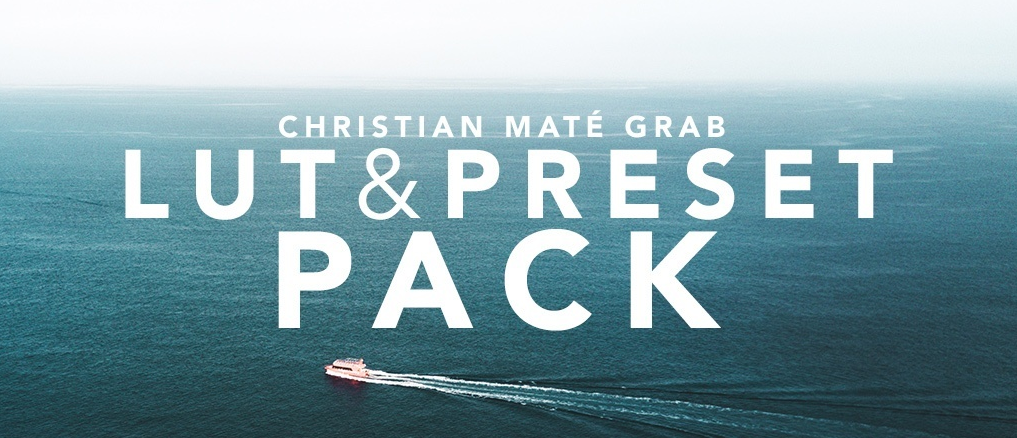 LUT & PRESET PACK by CMG Lightroom Presets