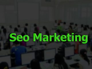 Một số khóa học Seo Marketing